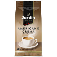 Кофе Жардин Американо крема зерно 250г