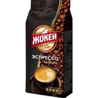 Кофе Жокей эспрессо зерно 900г