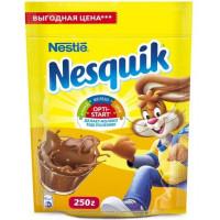Напиток Несквик шоколадный с минералами и витаминами 250г пакет