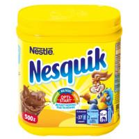 Напиток Несквик шоколадный с минералами и витаминами 500г пл/б