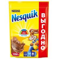 Напиток Несквик шоколадный с минералами и витаминами 1кг пакет