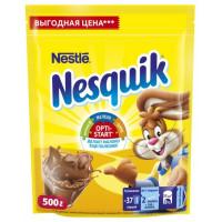 Напиток Несквик плюс с минералами и витаминами 500г пакет