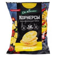Корнерсы Д.Кернер цельнозерновые чипсы начо сыр 50г