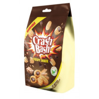 Снеки Краш Баш фигурные со вкусом шоколада 150г