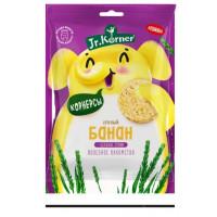 Корнерсы Д.Кернер рисовые спелый банан 30г
