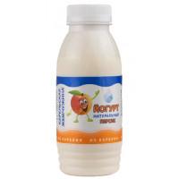 Йогурт питьевой Карельская жемчужина персик 2,1% 290г
