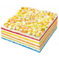 Торт Невские берега Выше радуги 800г