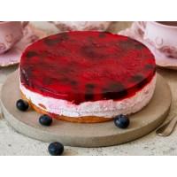 Торт Смольнинский ХлЗ ягодный 750г