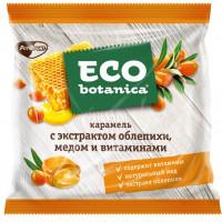 Карамель Эко ботаника с экстрактом облепихи, медом и витаминами 150г