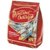 Конфеты Красный Октябрь Мишка косолапый медовый грильяж 200г