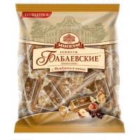 Конфеты Бабаевский Бабаевские оригинальные с фундуком и какао 200г