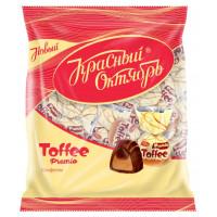 Конфеты Красный Октябрь Тоффи премио 250гр