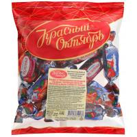 Конфеты Красный Октябрь желейные со вкусом клубники 250гр