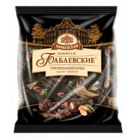 Конфеты Бабаевский трюфельный крем 200г