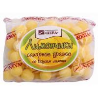 Драже Нева лимончики сахарное 300г