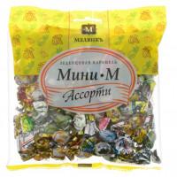 Карамель Малвикъ Мини-М ассорти 180г