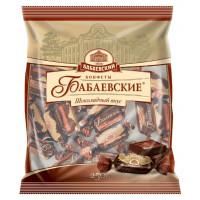Конфеты Бабаевский Бабаевские шоколадный вкус 250г