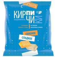Карамель Рот Фронт Кирпичики сладкое соленое 150г