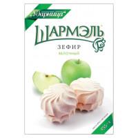Зефир Ударница Шармэль яблочный 255г