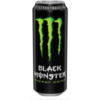 Напиток безалкогольный Блэк Монстр газ 0,449л ж/б
