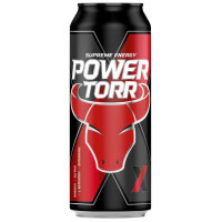 Напиток энергетический Повер Торр Икс 0,45л ж/б