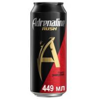 Напиток Адреналин Раш Ред Энерджи 0,449л ж/б