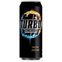 Напиток энергетический Турбо Энерджи 0,45л ж/б
