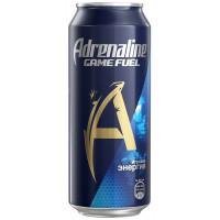 Напиток Адреналин Игровая энергия 0,449л ж/б