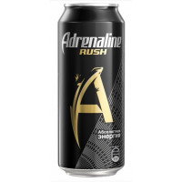 Напиток Адреналин Раш 0,449л ж/б