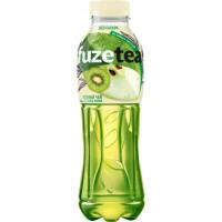 Чай освежающий Фьюз зеленый со вкусом яблоко-киви 0,5л пэт