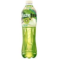 Чай освежающий Фьюз зеленый со вкусом яблоко-киви 1,5л пэт
