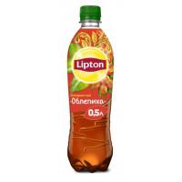Чай холодный Липтон вкус облепихи 0,5л