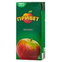 Напиток Привет яблочный 0,95л