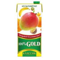 Напиток Голд классик сокосодержащий мультифрукт 0,95л