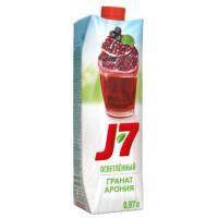 Нектар J7 из граната и черноплодной рябины 0,97л