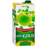 Напиток Голд классик яблоко 0,95л