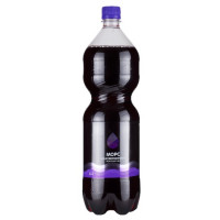 Напиток газированный Карельская жемчужина морс черносмородиновый 1,5л ПЭТ
