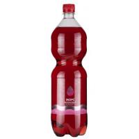 Напиток газированный Карельская жемчужина морс малиновый 1,5л ПЭТ