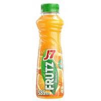 Напиток J7 Фрутз апельсин с мякотью 0,385л