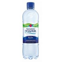 Вода Калинов родник питьевая газированная 0,5л