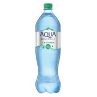 Вода Аква Минерале Плюс питьевая негаз 1л