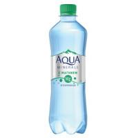 Вода Аква Минерале Плюс негаз. 0,5л