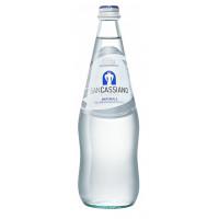 Вода минеральная Сан Кассиано газированная 0,75л стекло