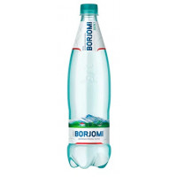 Вода Боржоми лечебно-столовая газ пл/б 0,75л