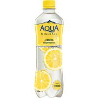 Вода Аква Минерале Лимон негаз 0,5л