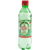 Вода Стэлмас газированная 0,6л