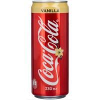 Кока-Кола ванила 0,33л ж/б