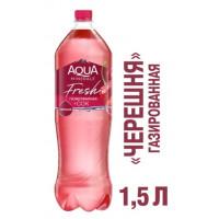 Напиток безалкогольный Аква Минерале черешня газ. 1,5л