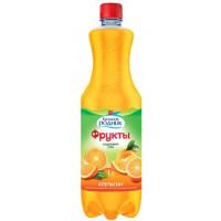 Напиток безалкогольный Калинов родник Фрукты Апельсин 1л