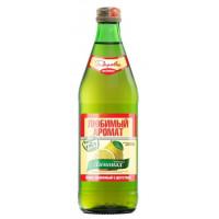 Напиток Любимый аромат лимонад газ 0,45л б/а ст/б